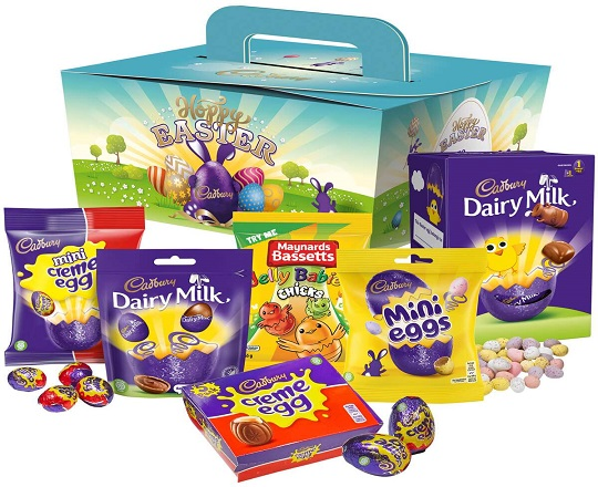 easter's over: you can buy an easter egg now!