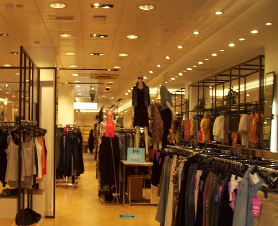 Debenhams closing down it's stores; Also Topshop, Topman and Miss Selfridge