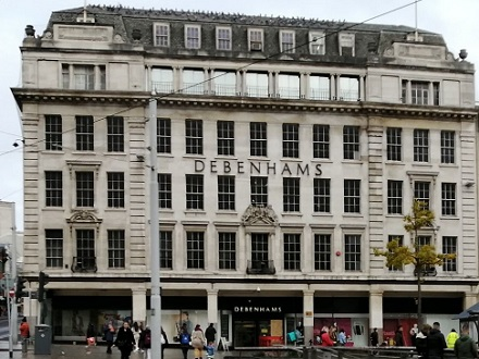 What will become of department store buildings?