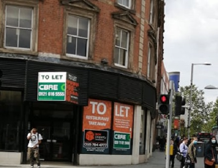 Changes to the High Street