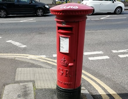 The story of Royal Mail